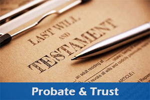 Trinkle Law - Probate and Trust